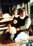 Sakhiy-e-Kamil and his grandson